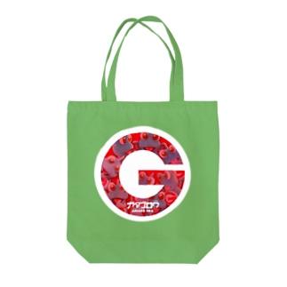 魂のGマーク Tote bags
