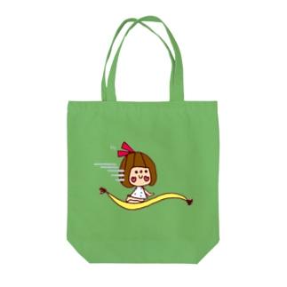 ビューン Tote bags