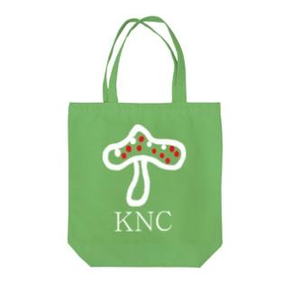 キノコT #2 Tote bags