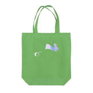 a piece of animation 夕空うさぎ  Tote bags