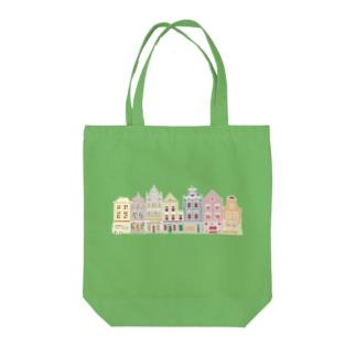 オランダ街B Tote bags