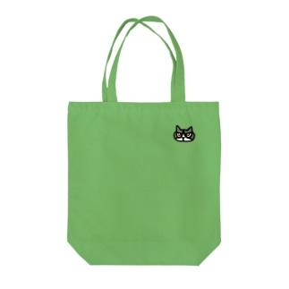 しろくろちゃん Tote bags
