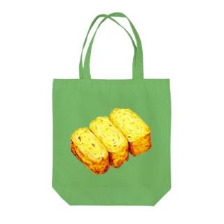 mokmokのあまーい!我が家のたまごやき Tote bags