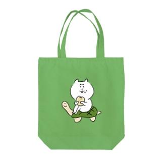 メロンパンとねこ Tote Bag
