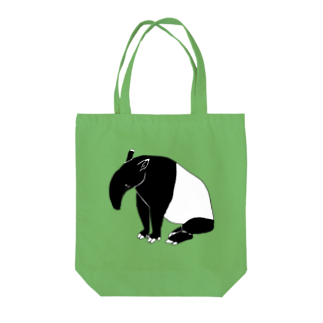 どんすけのマレーバク Tote bags