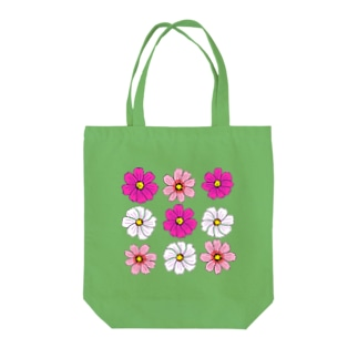 cosmos Tote bags