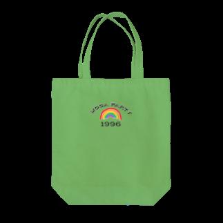 moca partyのRainbow  Tote bags