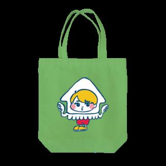 someringoのいかちゃんトート Tote bags