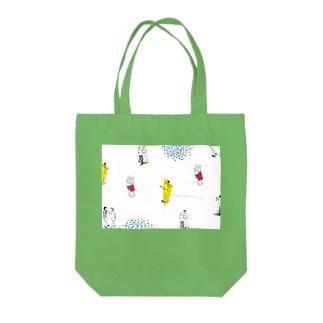 東京deフィンランドタンゴ Tote bags