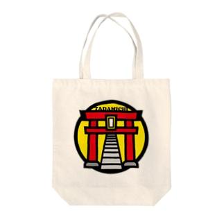 パ紋No.3208 TADAMICHI Tote bags