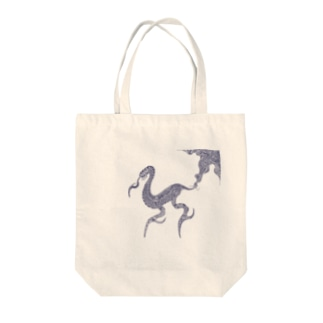 The Hounds of Tindalos Tote bags