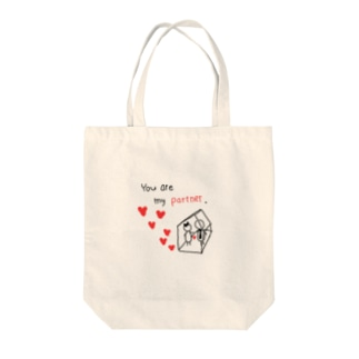 伴侶 Tote bags