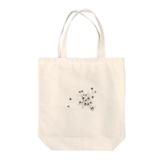 らっとぅヤマルリソウ② Tote bags