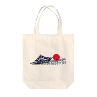 洗濯船ロゴ Tote bags