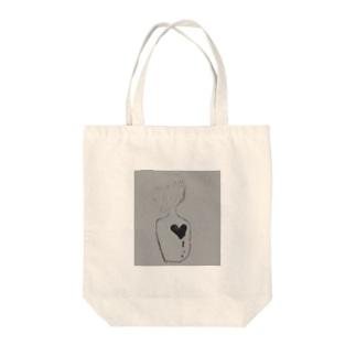 メンヘラ:傷心中の自尊心ちゃん Tote bags