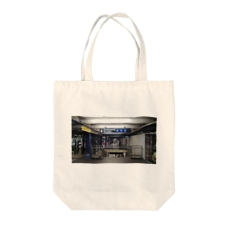 new york subway Tote bags