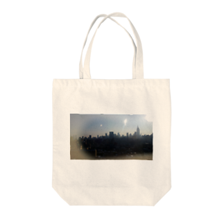 monotonic storeのskyscraper in NY Tote bags