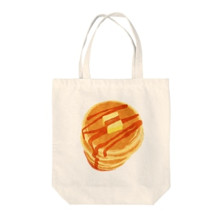 ホットケーキ2 Tote bags