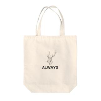 ALWAYS  Tote bags