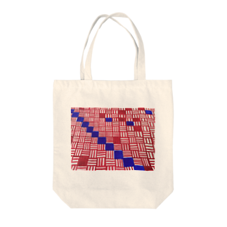 pinonblueのON OFF Tote bags