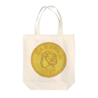 金貨 Tote bags