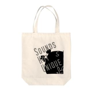 SoundHotUnique Tote bags
