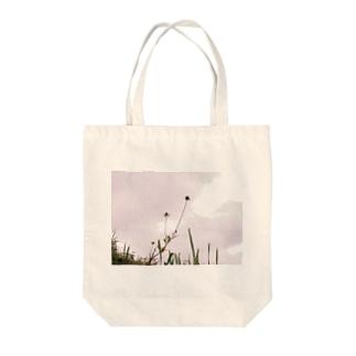 空気 Tote bags
