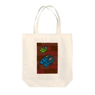 roomshoes Tote bags