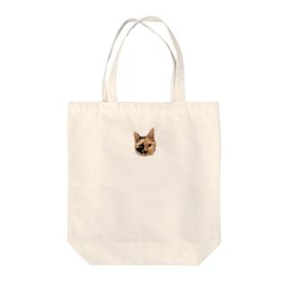 ミケちゃん Tote bags