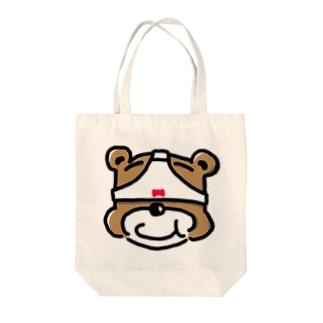 ぱんつ(jigyakkuma) Tote bags