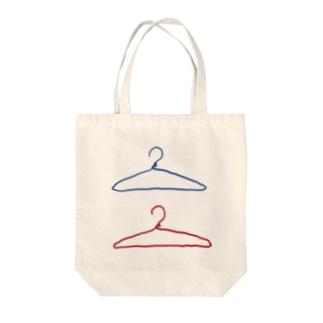 ハンガー_0215 Tote bags