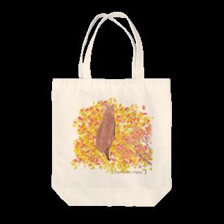 haruのニホンカモシカ Tote bags