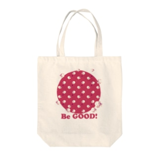 川野隆司のBe good! Tote bags