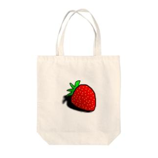 苺グッズ Tote bags