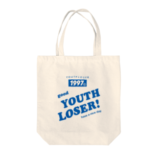 YOUTH LOSER 1997®のyouth loser 1997トートバッグ
