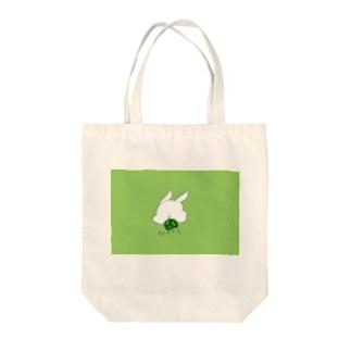 ヤミーくん Tote bags