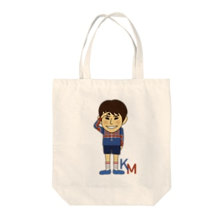 西田隊員風 Tote bags