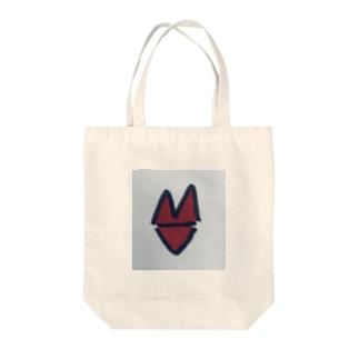 キスマーク Tote bags