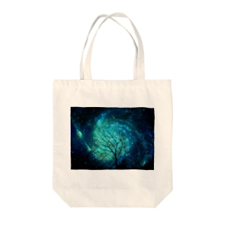 My universe Tote bags