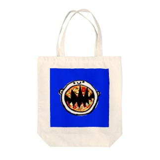 pizzaboy Tote bags