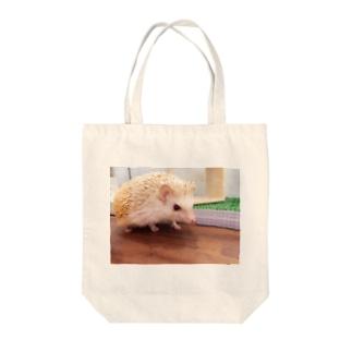 ハリコの休日 Tote bags