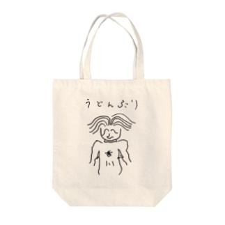 うどんぶり Tote bags