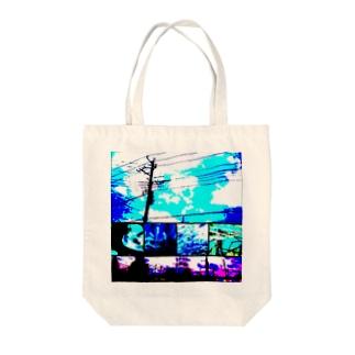 【3】コラージュ トートバック Tote bags