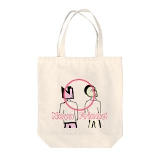 NG human Tote bags