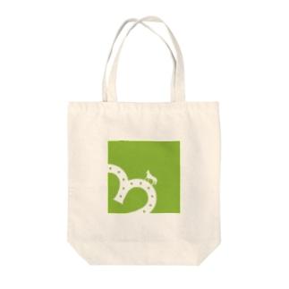 I LOVE KEIBA Tote bags