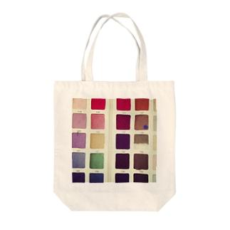 Color palette Tote bags