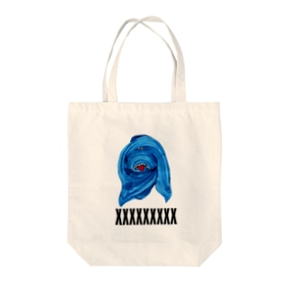 WAVE GUY Tote bags