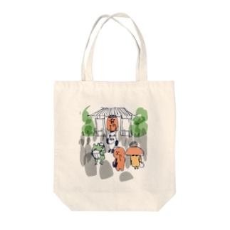 浅草のおもいで Tote bags