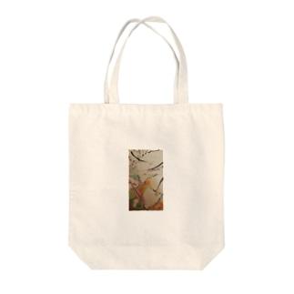 共感覚的西欧和風画 Tote bags