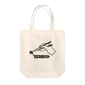 箸₋CHOPSTICKS Tote bags